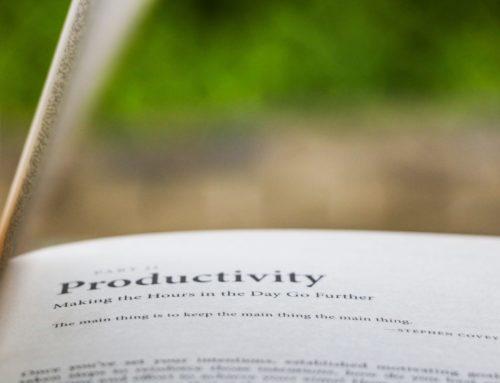 Produktivität entfalten